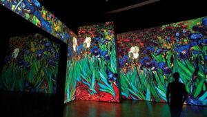 Exposición multimedia Van gogh Alive