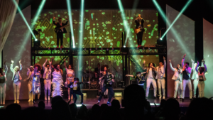 Forever-king-of-pop-show-madrid-escenario