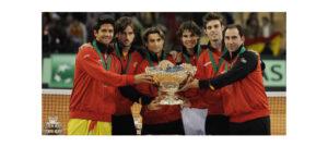 Selección española de tenis Copa Davis