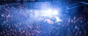 Hostal Oriente - Inverfest concierto pista