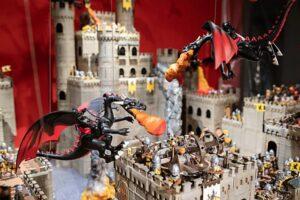Hostal Oriente Playmobil expo