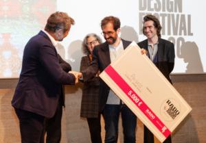 Hostal Oriente - Festival Diseño premio