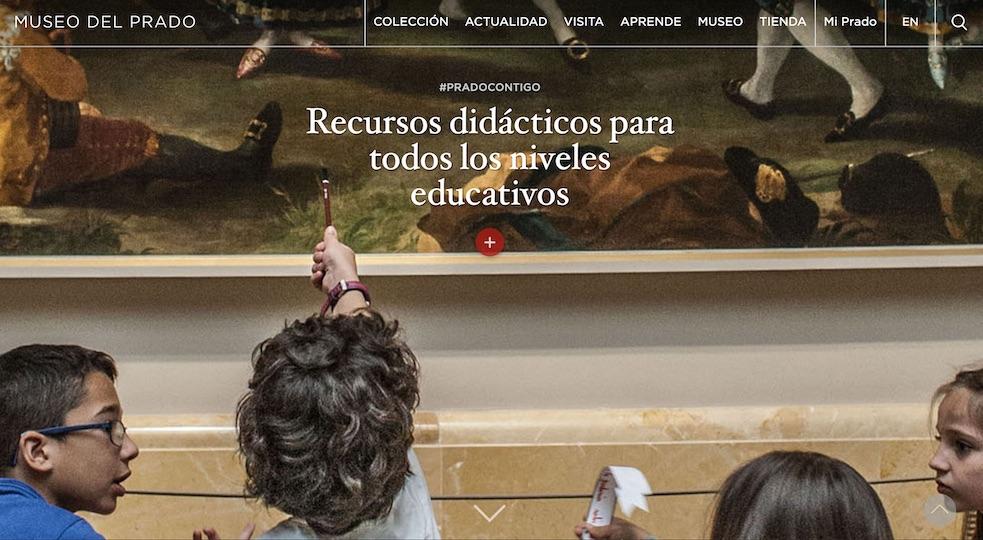 Hostal Oriente - Museos online