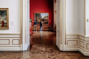 Hostal Oriente - Museos viena