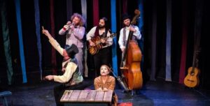 Hostal Oriente - Teatralia musica